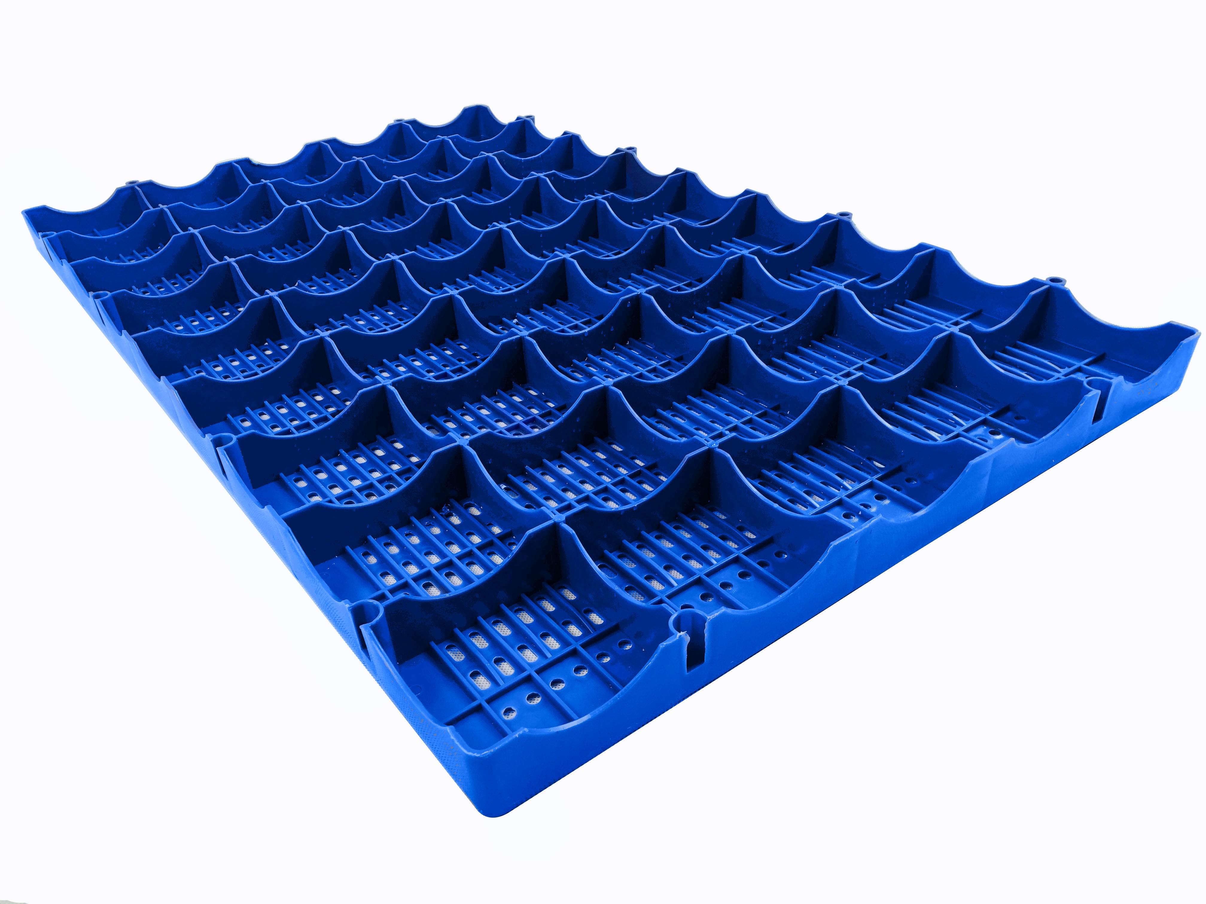 塑料防潮板反面