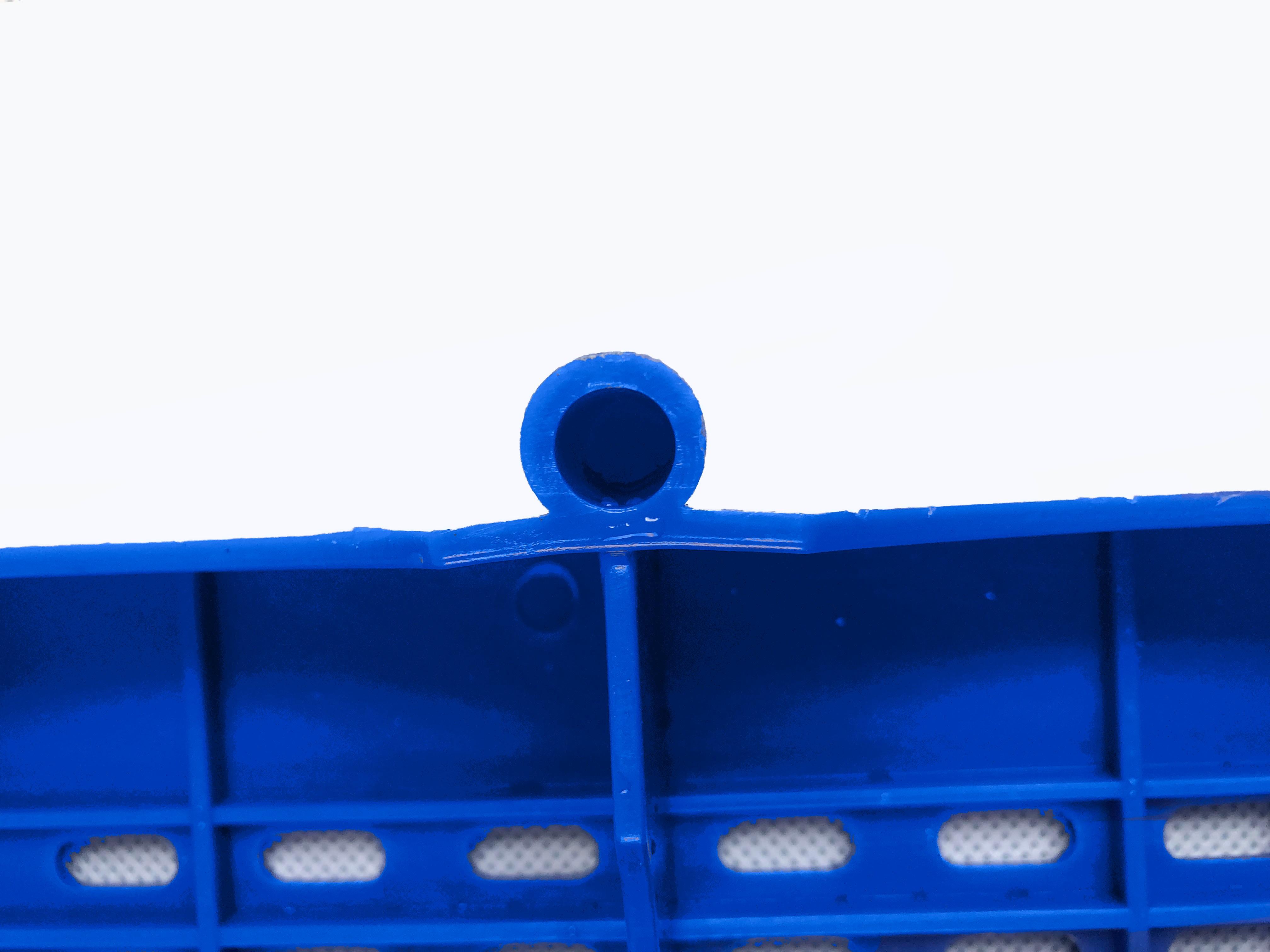塑料防潮板接口