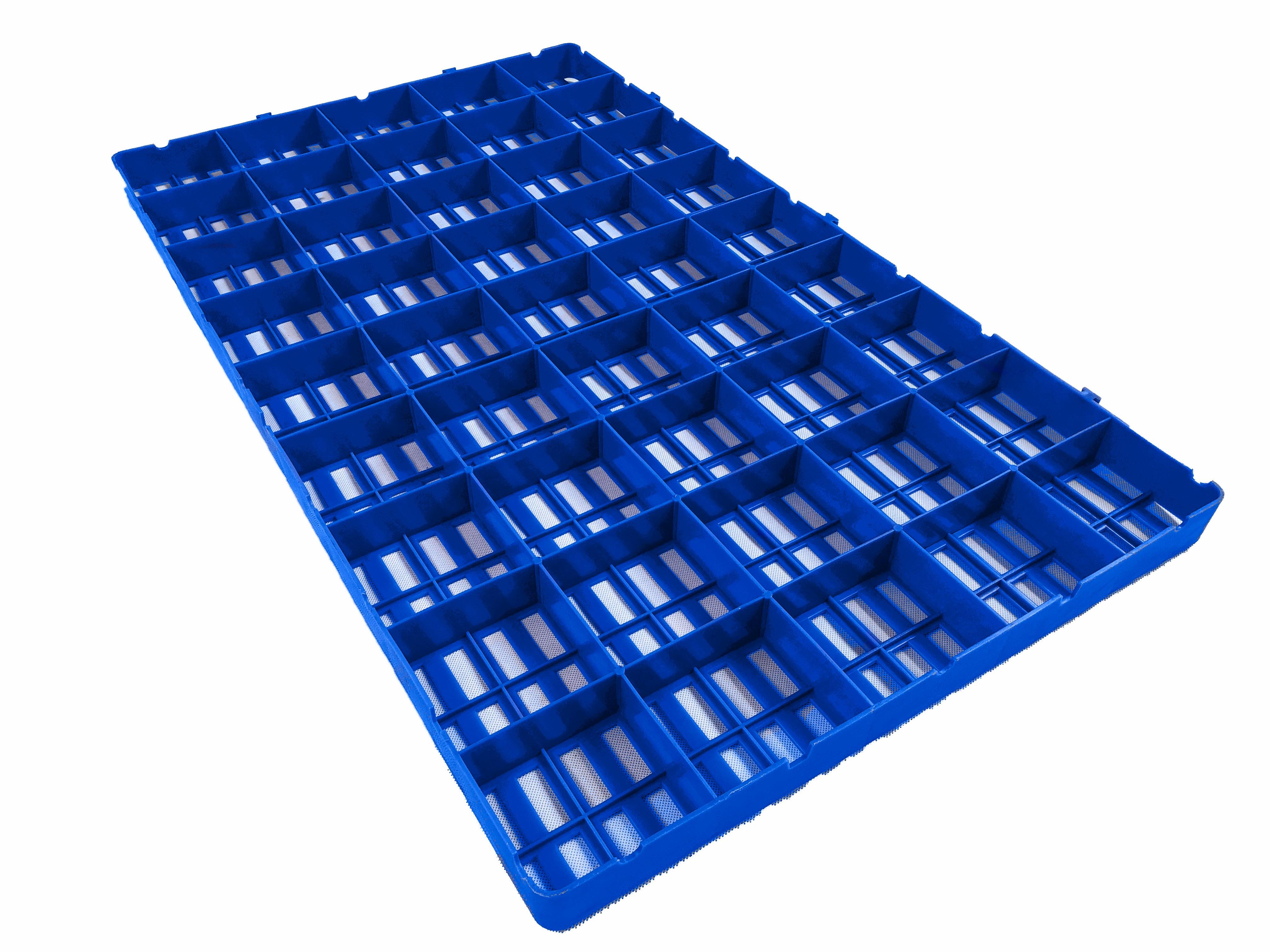 塑料垫板反面